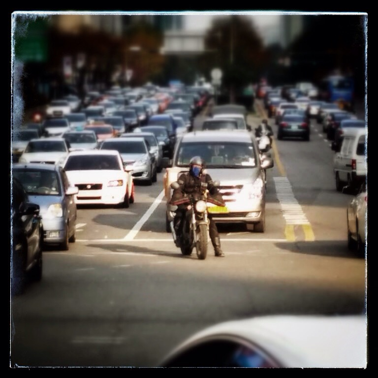Day 1331. The Biker