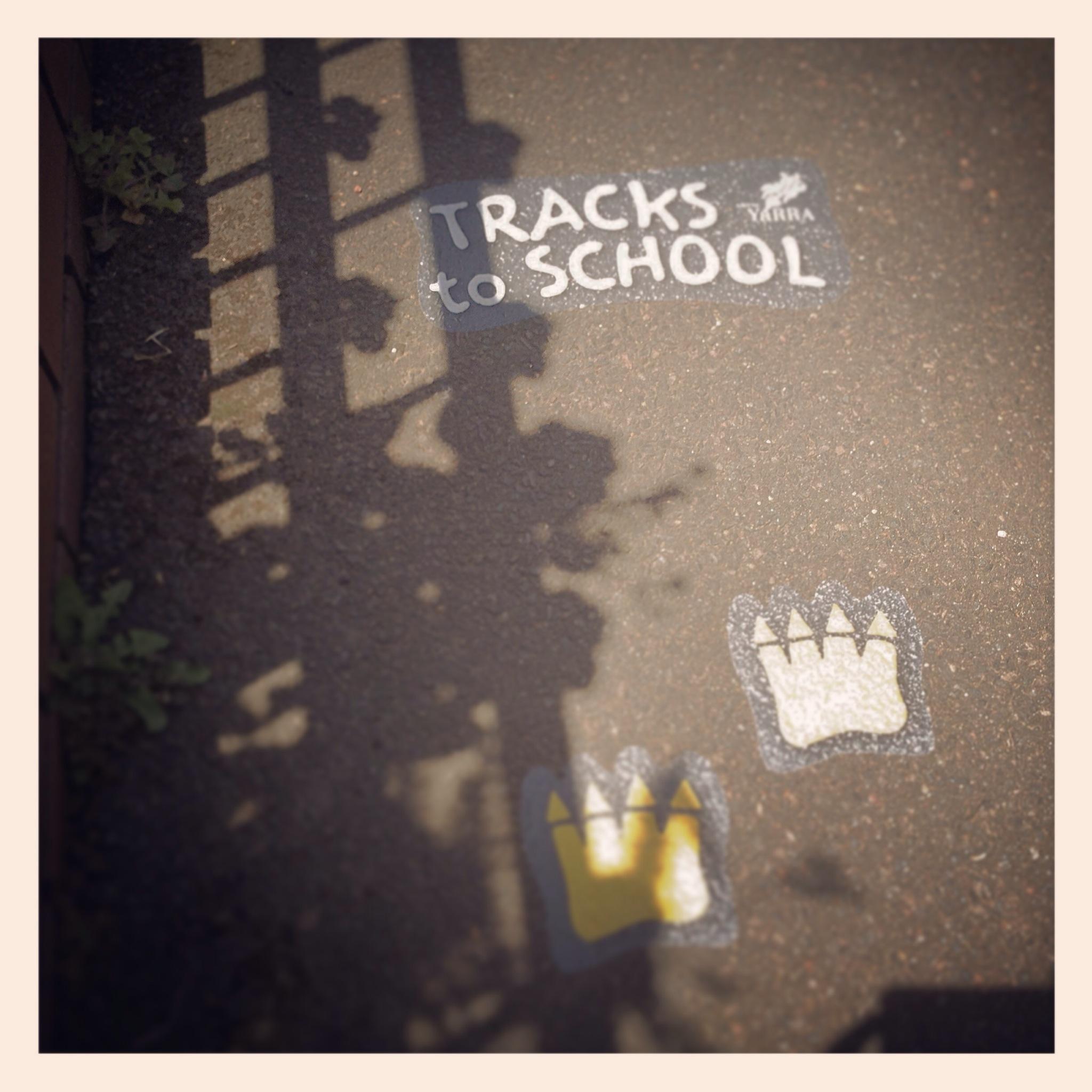 Day 1336. school tracks…