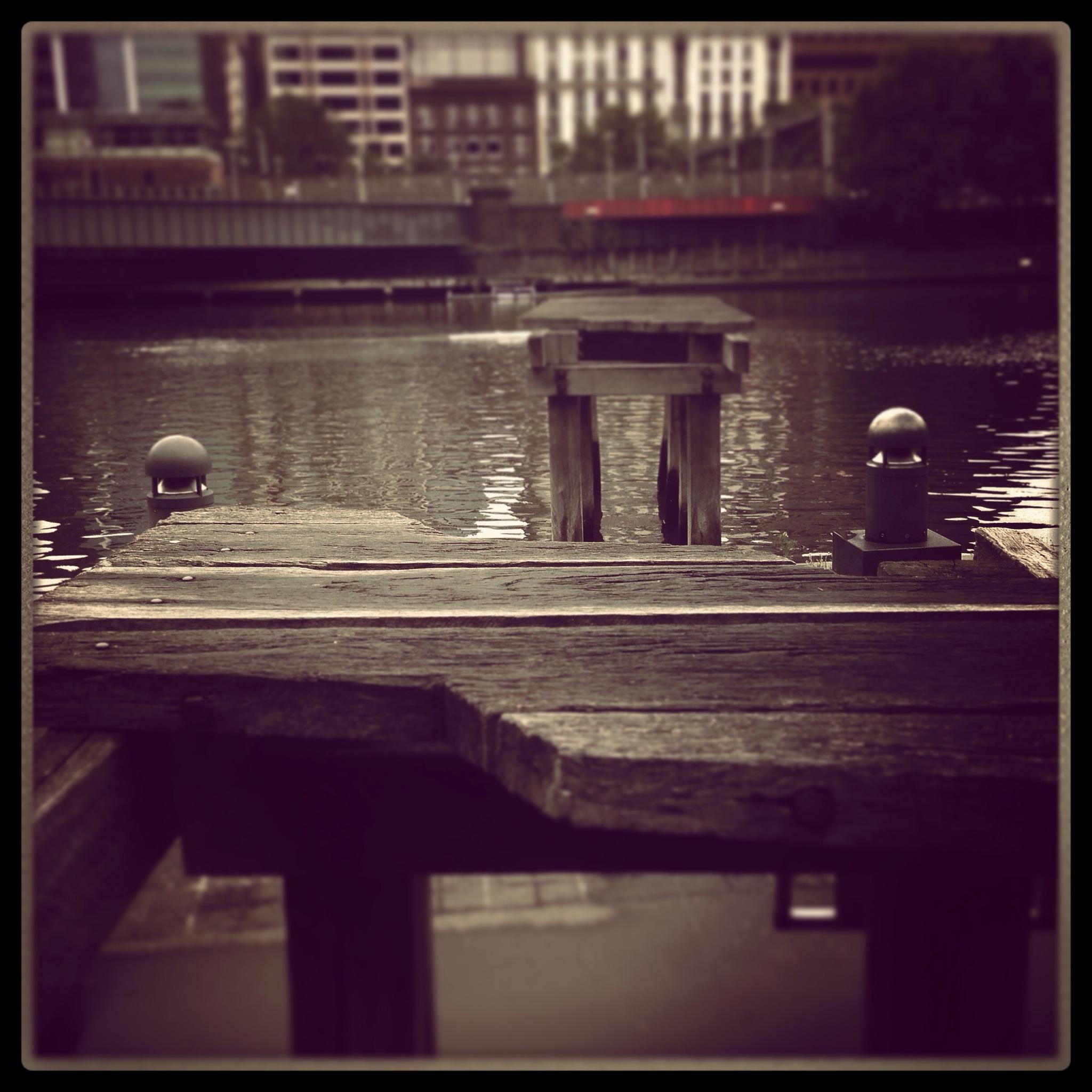 Day 1340. broken pier…