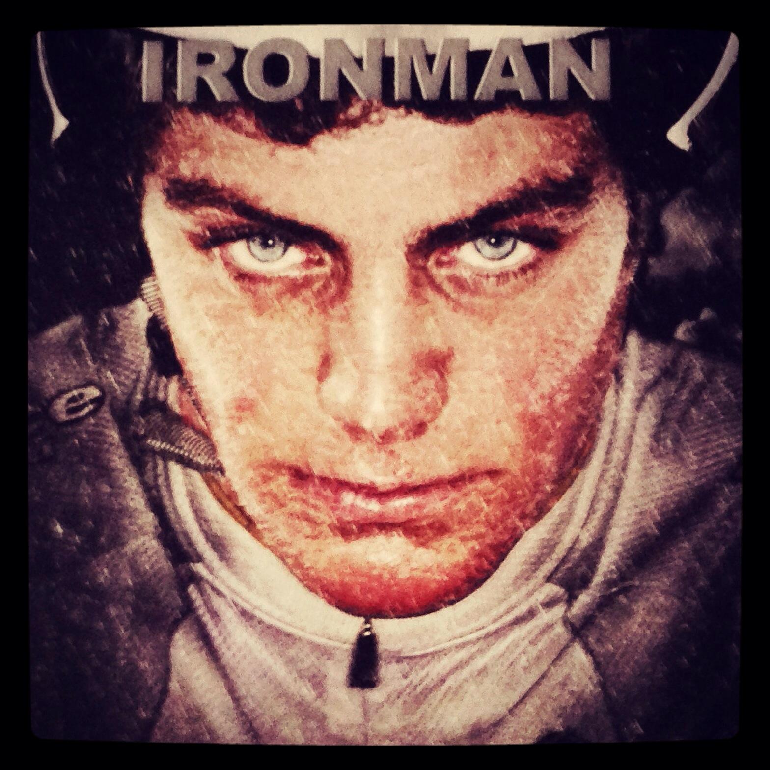 Day 1341. iron man…
