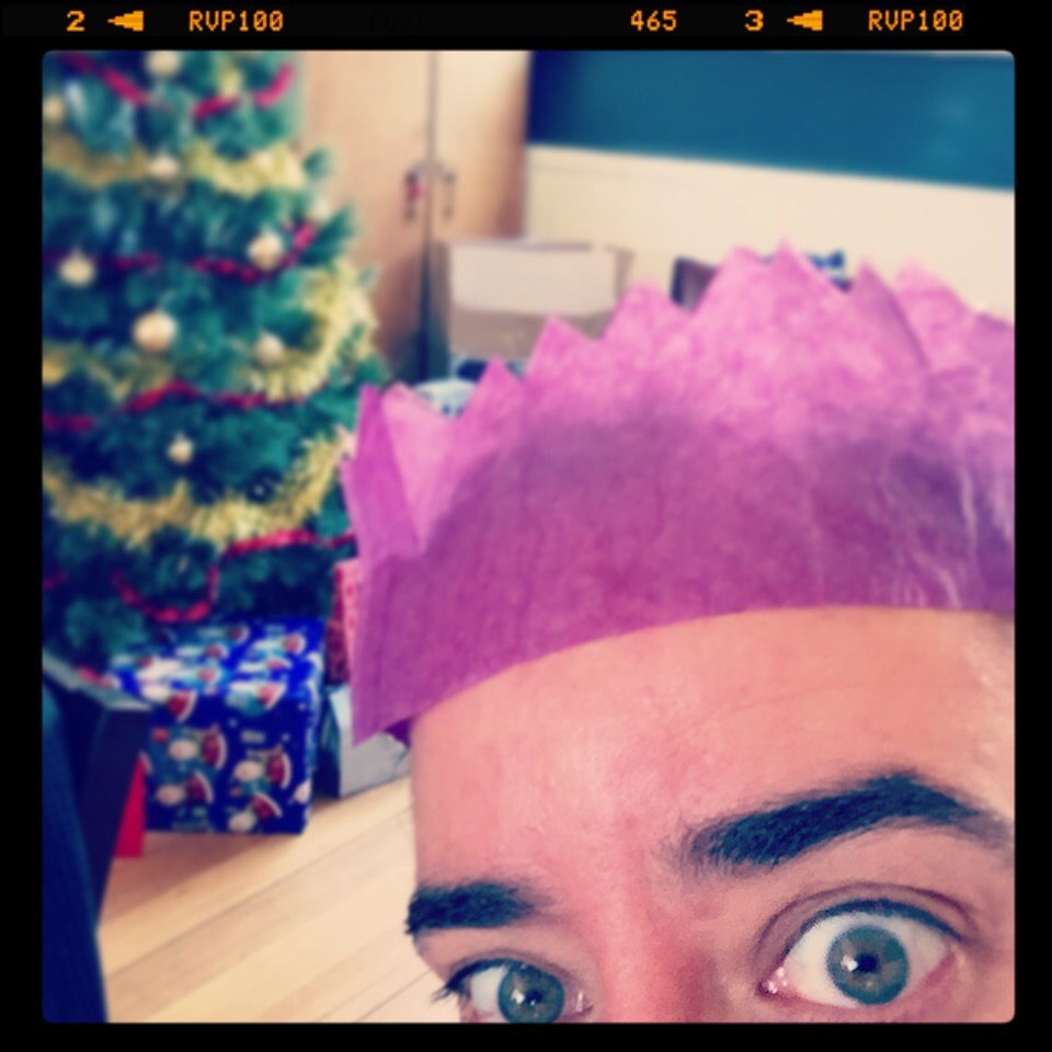 Day 1360. Christmas selfie…