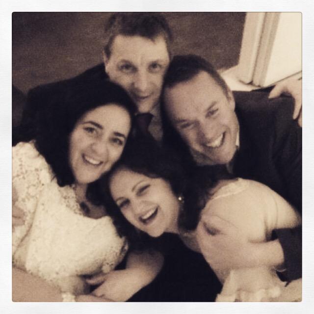 Day 1396. wedding friends…