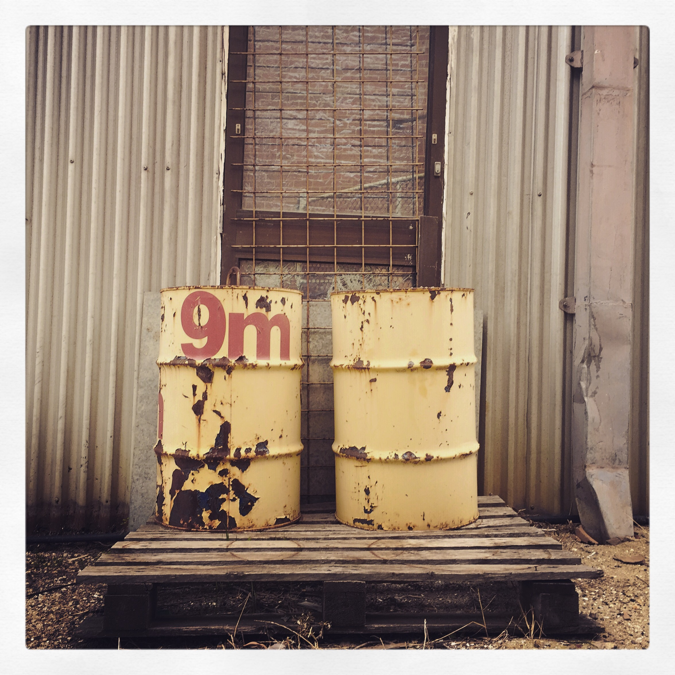 Day 1407. 9m storage…
