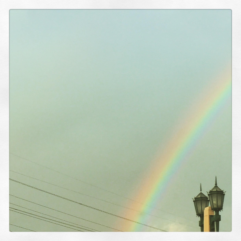 Day 1486. rainbow light…