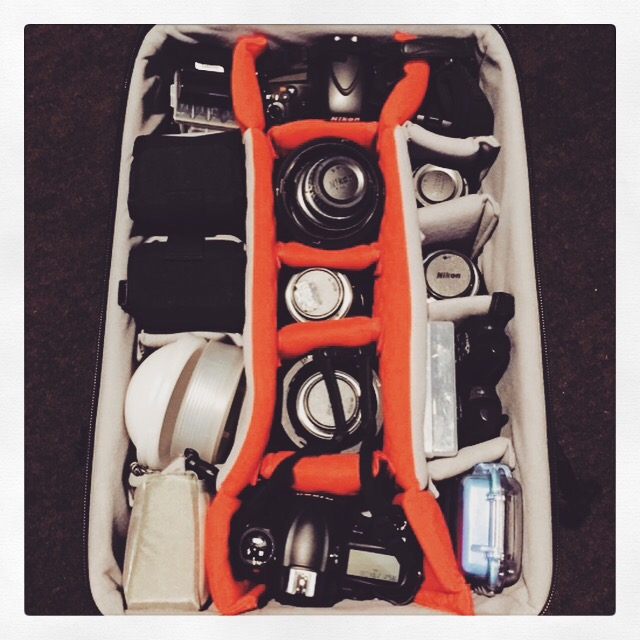 Day 1552. what's in your bag? …