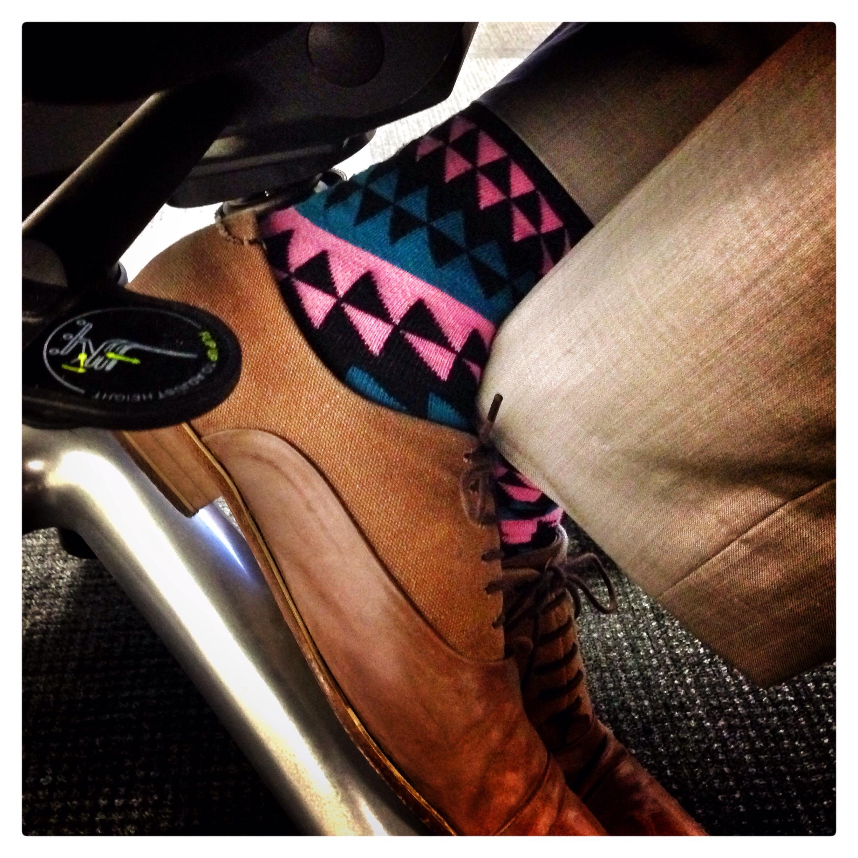 Day 1554. Sexy Socks