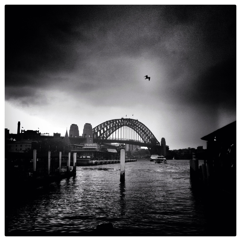 Day 1561. Little Bridge