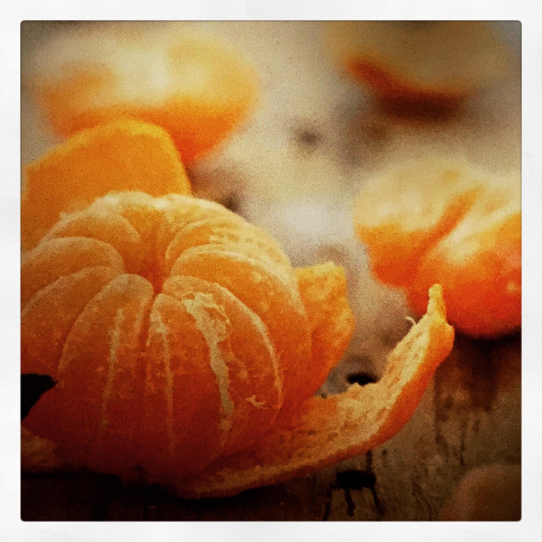 Day 1640. sweet mandarins…