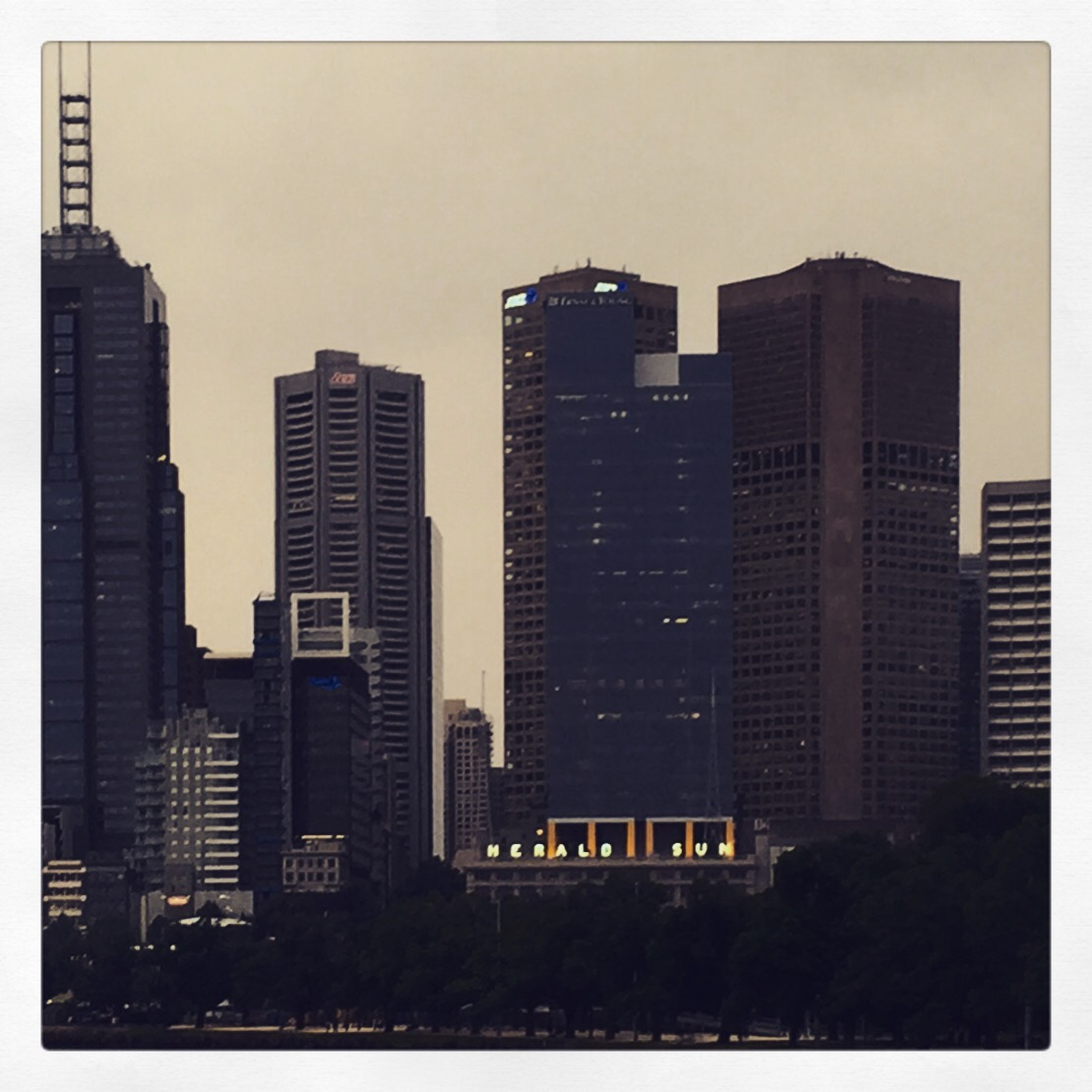 Day 1691. melbourne town…