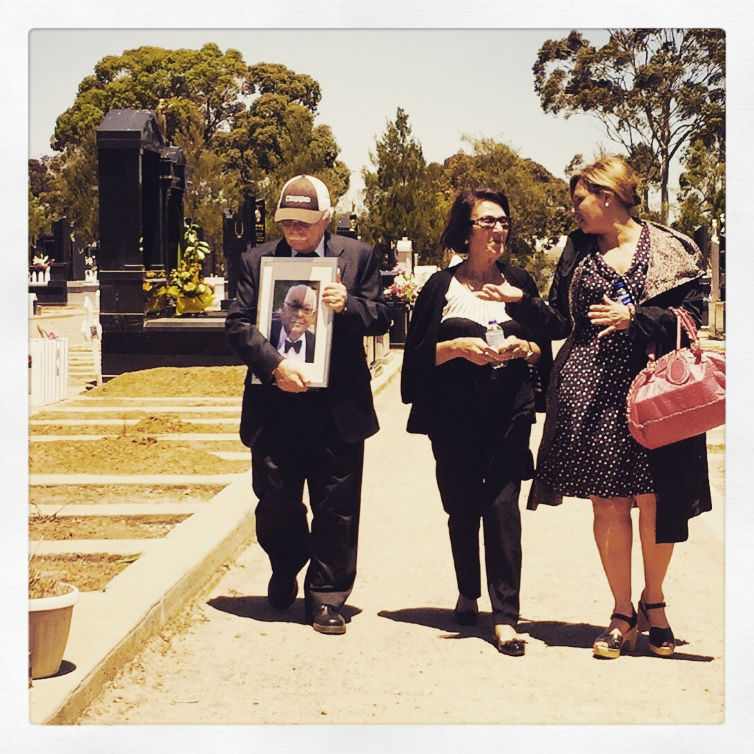 Day 1712. farewell my dear brother in law…