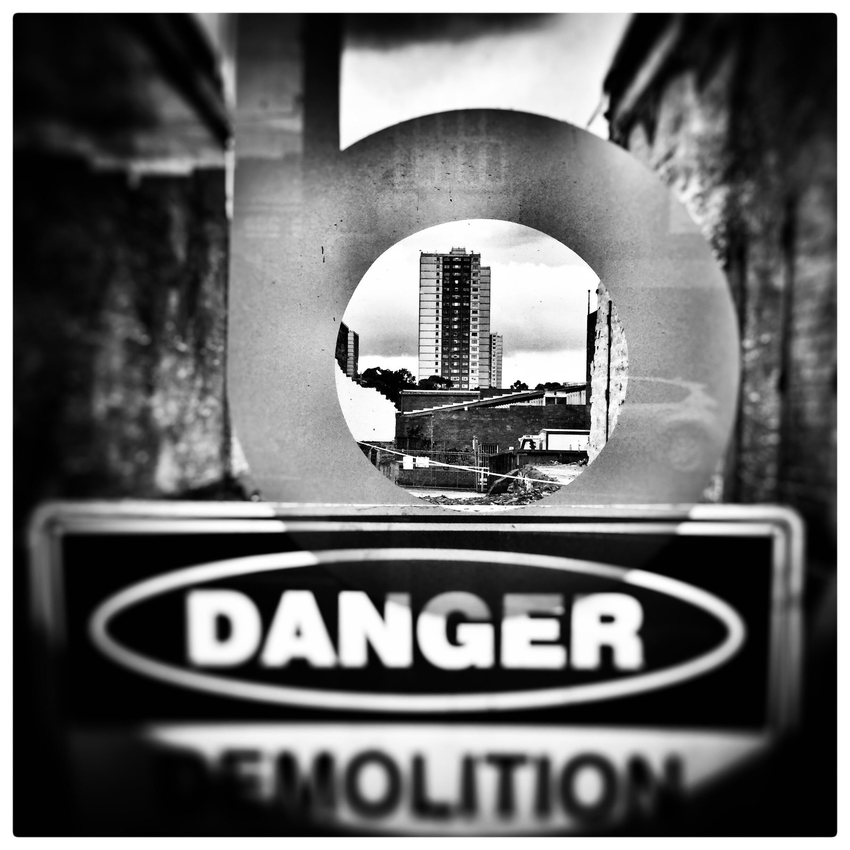Day 1758. Demolition