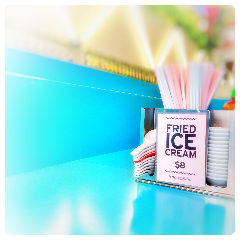 Day 1766. Fried Ice Cream