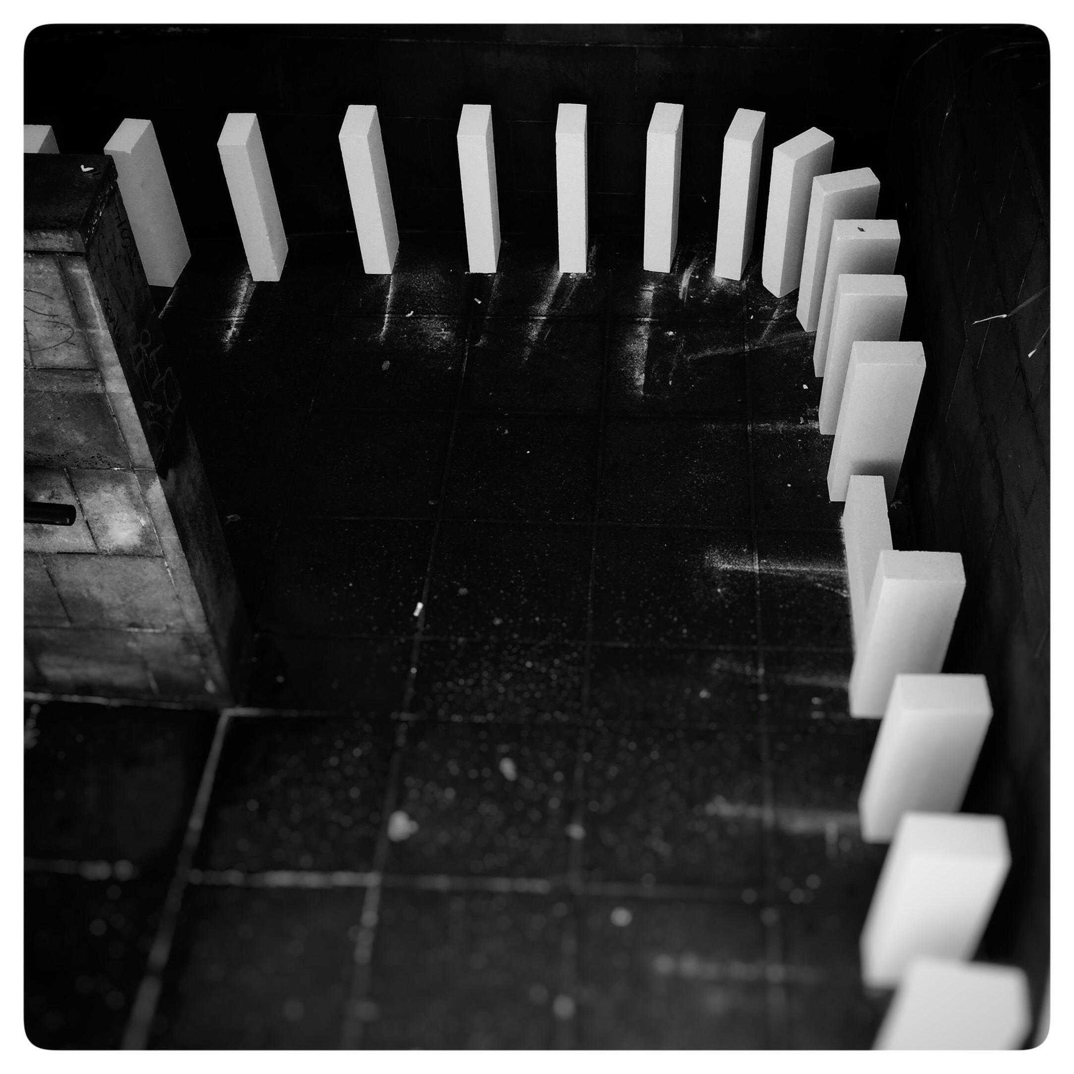 Day 1768. The Domino Effect