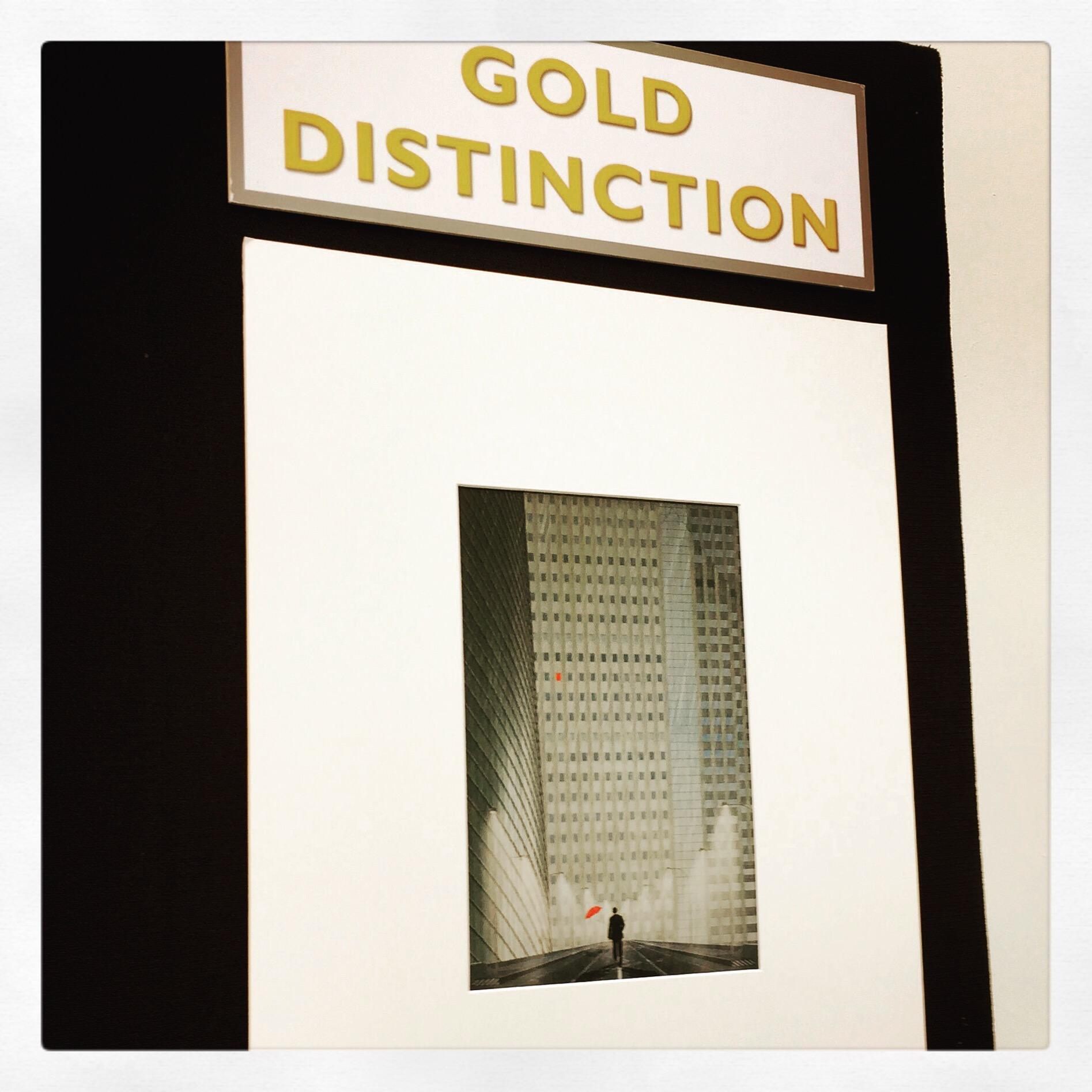 Day 1779. gold distinction…