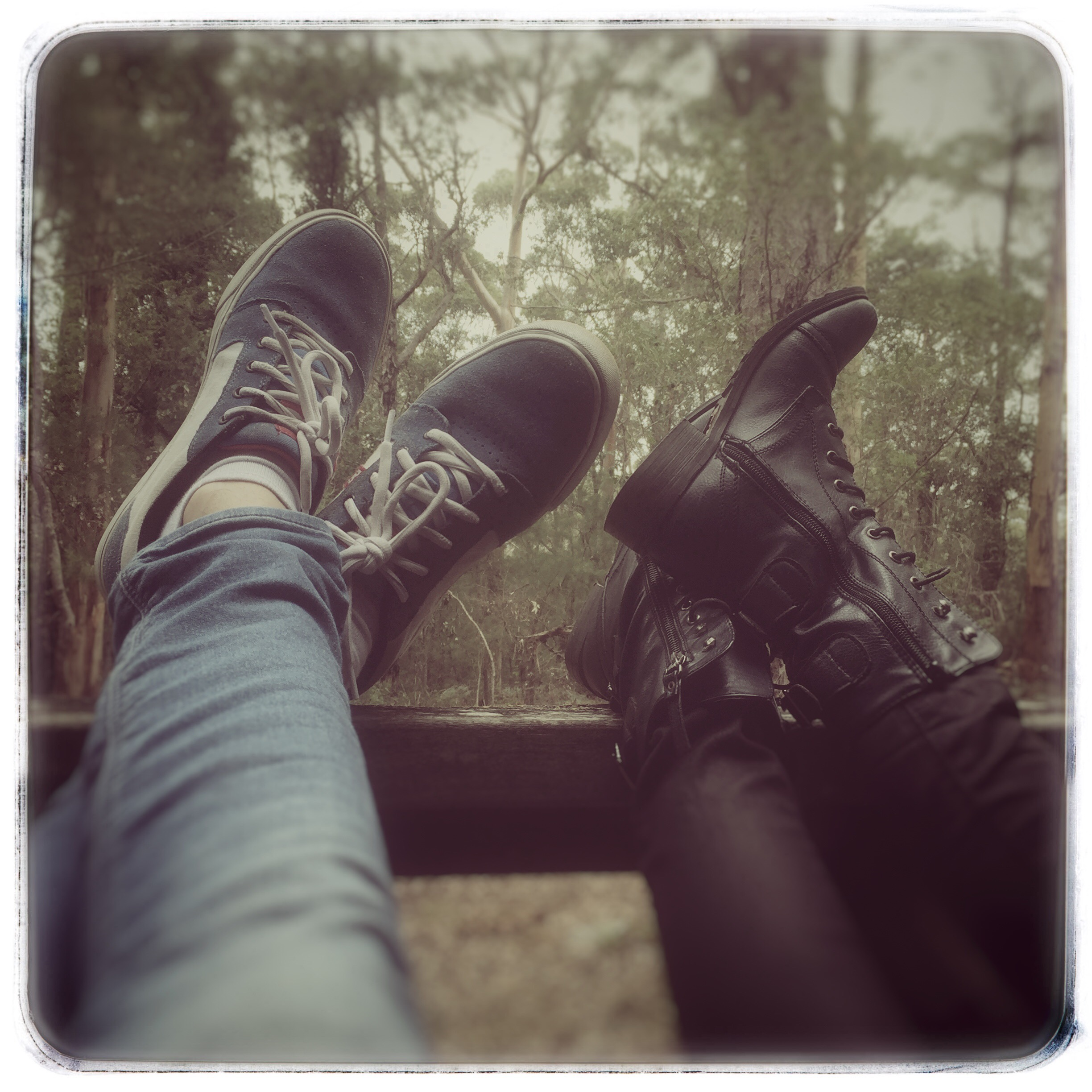 Day 1803. Feet Up