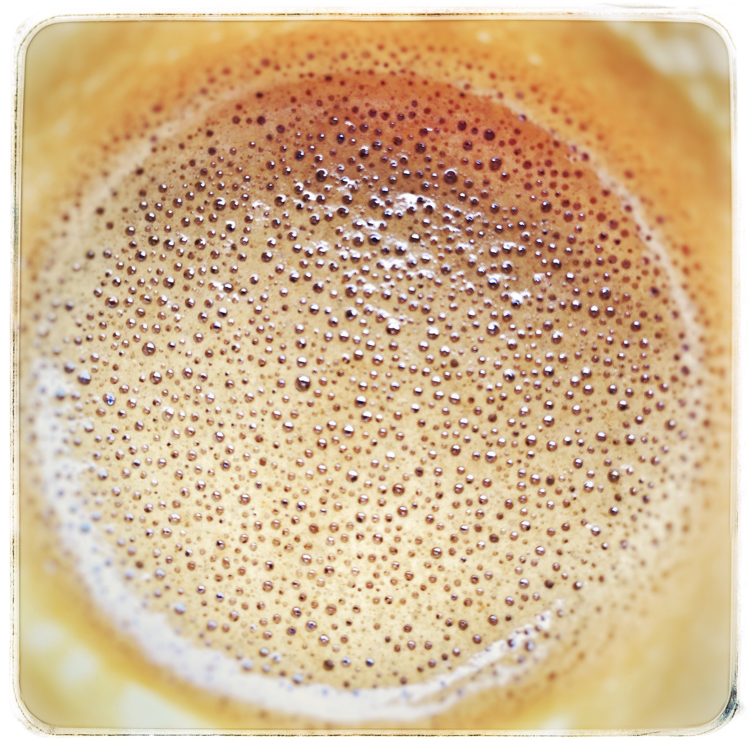 Day 1811. Espresso Bubbles