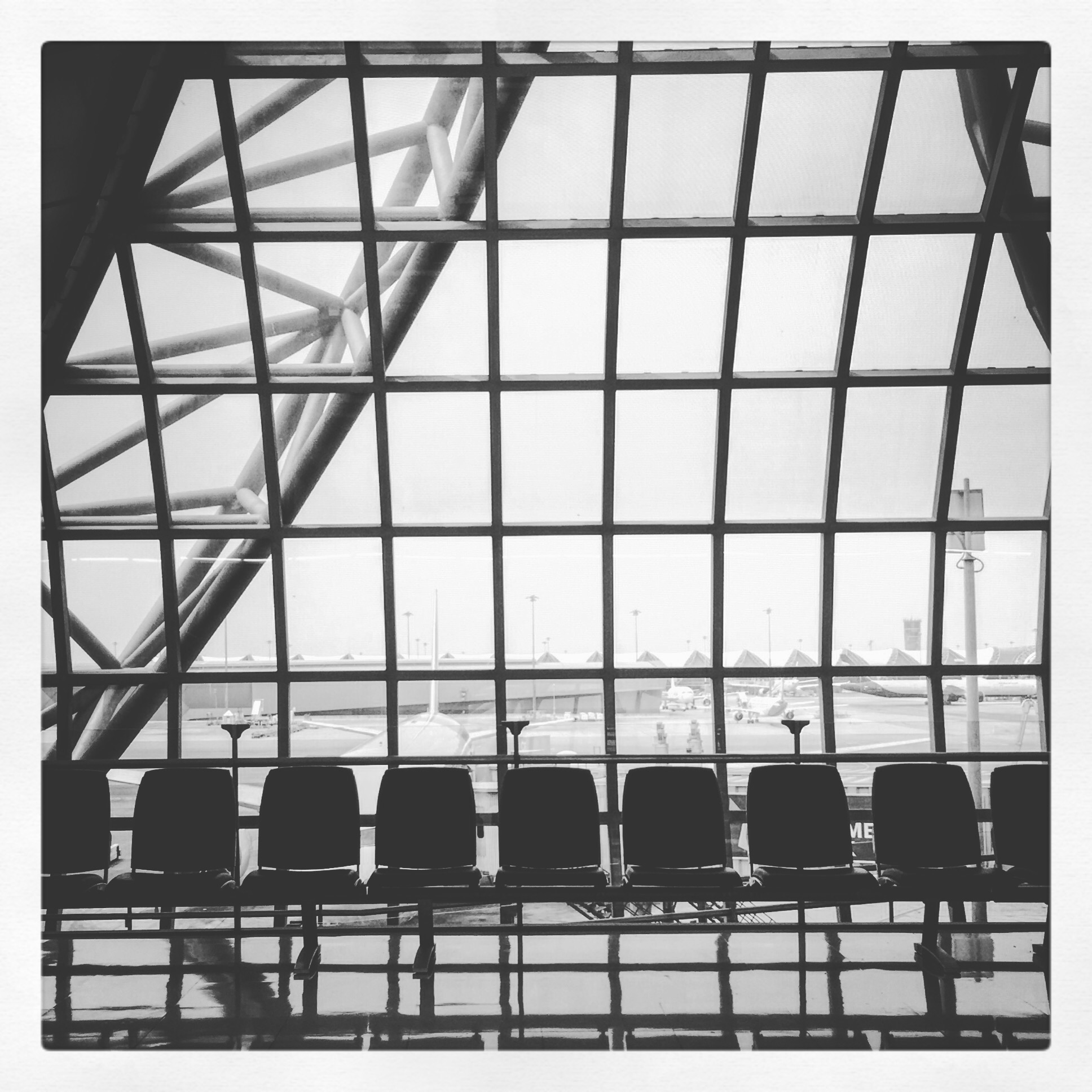 Day 1796. airport seating…